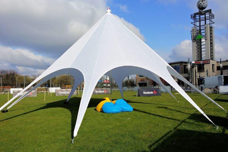 Wynajem namioty eventowe namiot eventowy STAR 01 800x534