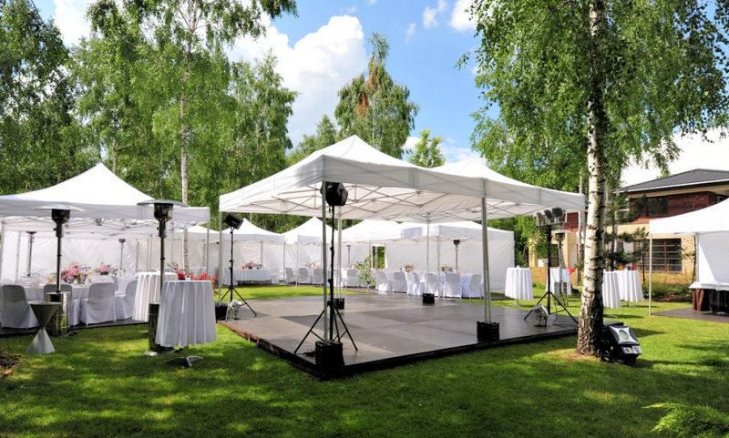 WYNAJEM NAMIOTÓW IMPREZOWYCH namioty weselne bankietowe wynajem Warszawa 800x481