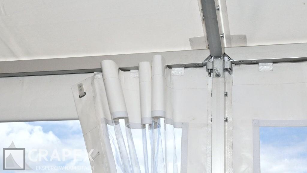 hala namiotowa ALFA konstrukcja przesla