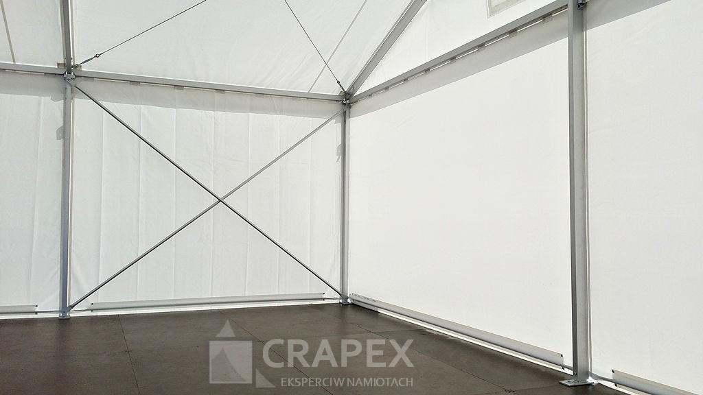 hala namiotowa Alfa konstrukcja