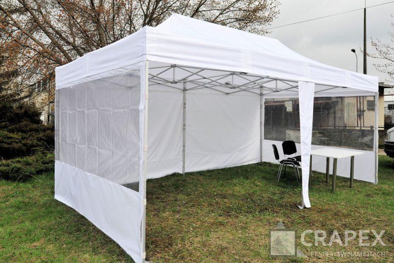 namiot ekspresowy V3 Vitabri wynajem Crapex 800x534