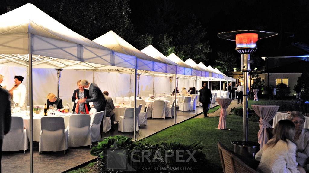 namioty bankietowe wynajem na przyjecie okolicznosciowe Warszawa Lomianki