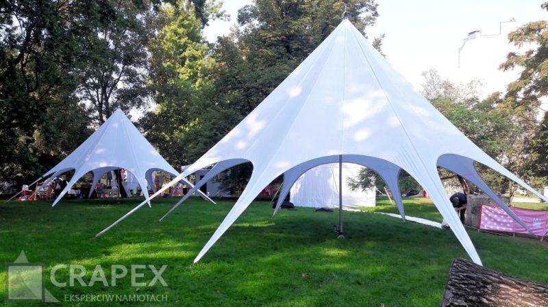 namioty eventowe plenerowe Star wynajem 800x449