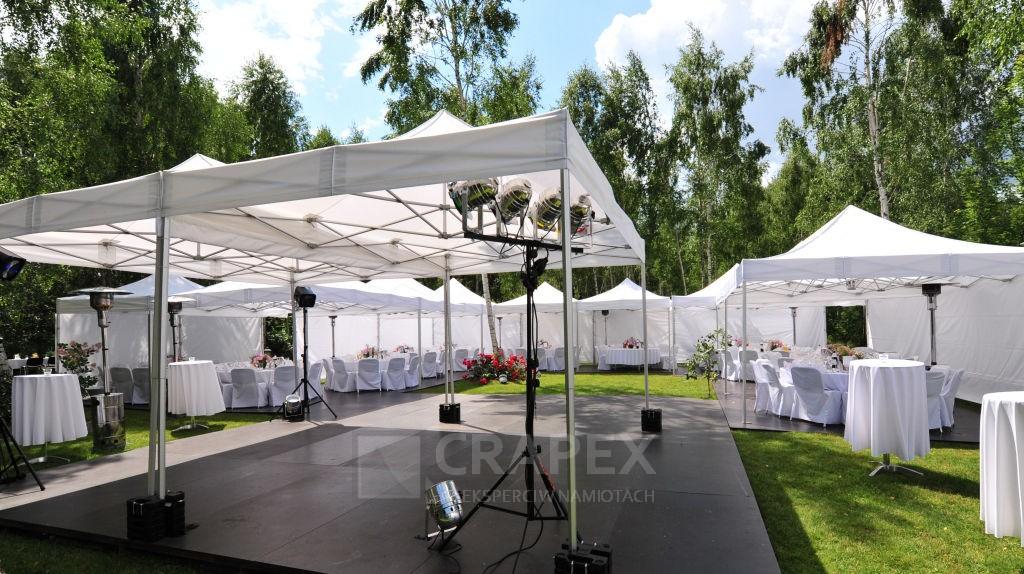 namioty weselne wynajem Warszawa
