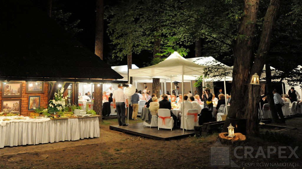 wesele plenerowe wynajem namiotow