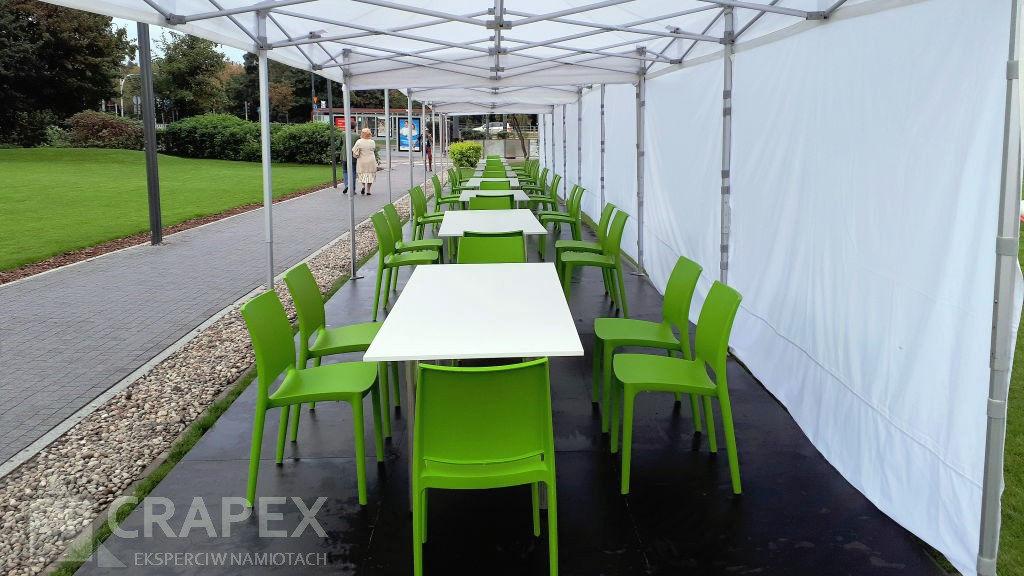 wynajem krzesel i stolow pod namioty eventowe