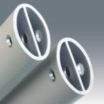 wzmacniane profile aluminiowe dachu 150x150