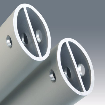 wzmacniane profile aluminiowe dachu