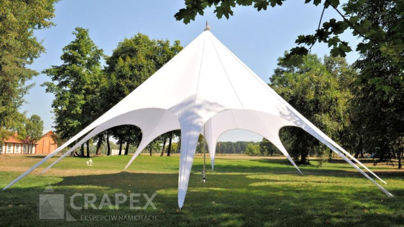 imprezowe namioty plenerowe STAR wynajem 800x450