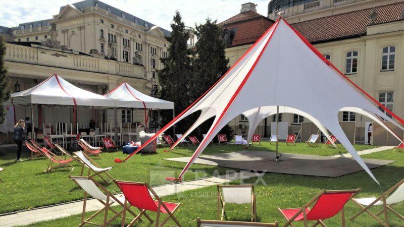 namiot eventowy STAR gwiazda wynajem naimprezy plenerowe 800x450
